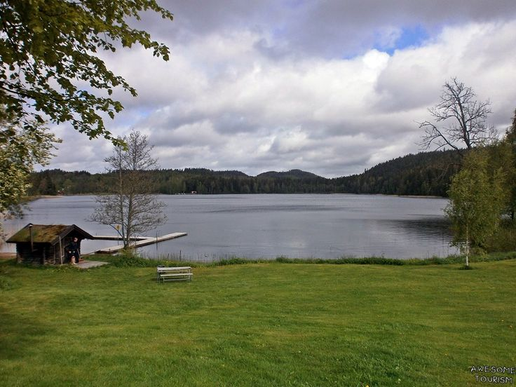 Järnboås lake