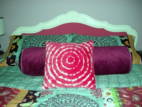 Ilovetocreate Blog 10 Ways To Tie Dye A Pillow Mmmmmmmm