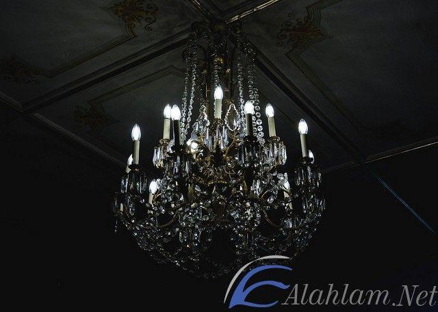 تفسير حلم رؤية النجف في المنام ابن سيرين النابلسي النجف النجف في الحلم Ceiling Lights Ceiling Chandelier
