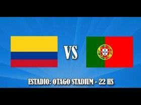 Colombia vs Portugal en Vivo - Mundial Sub 20 2015 | FutAdiccion TV - Partidos de hoy fútbol en Vivo