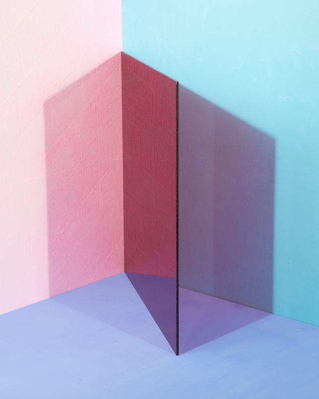 color/shadow/plane Erin O'Keefe