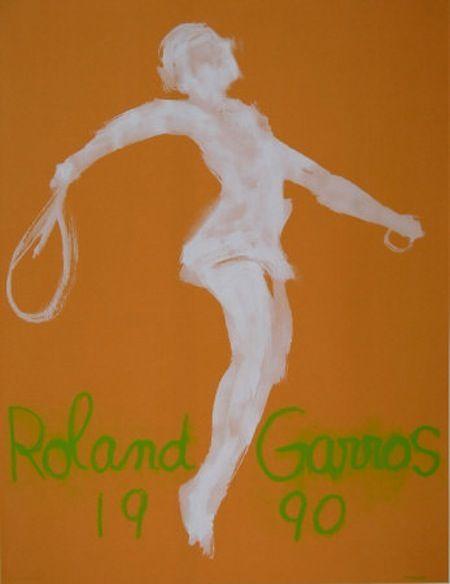 Top 22 des plus belles affiches de Roland Garros
