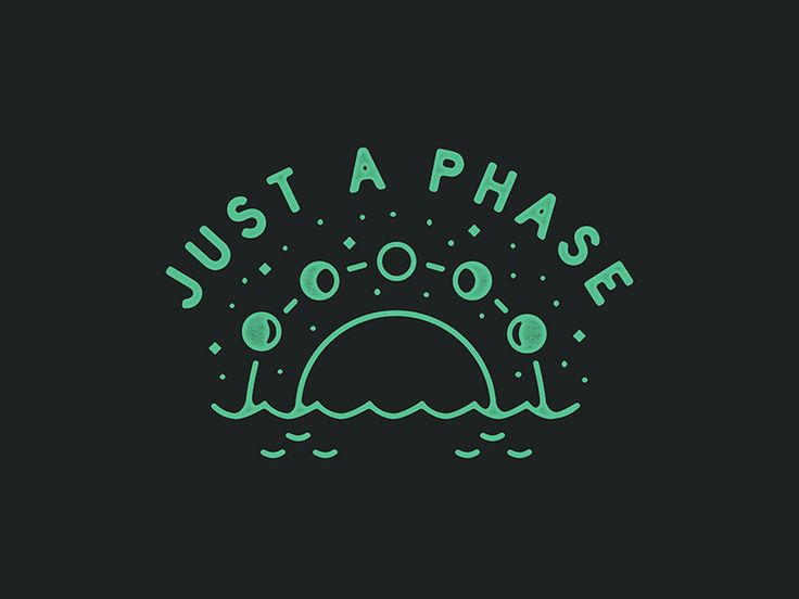 Just A Phase by Stephanie White