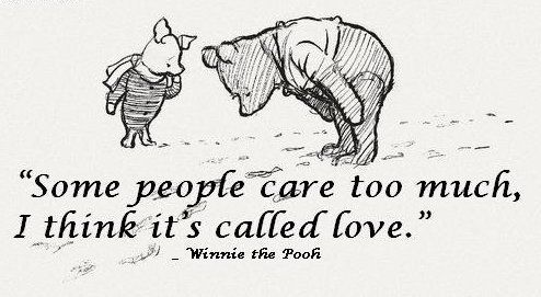 Image detail for -cute, quote, quotes, winnie the pooh - inspiring picture on Favim.com