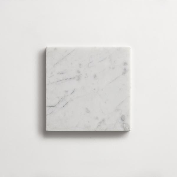 Cle Basics Carrara Square Tile 4 X4 X3 8 In 2020 Cle Tile Square Tile Carrara