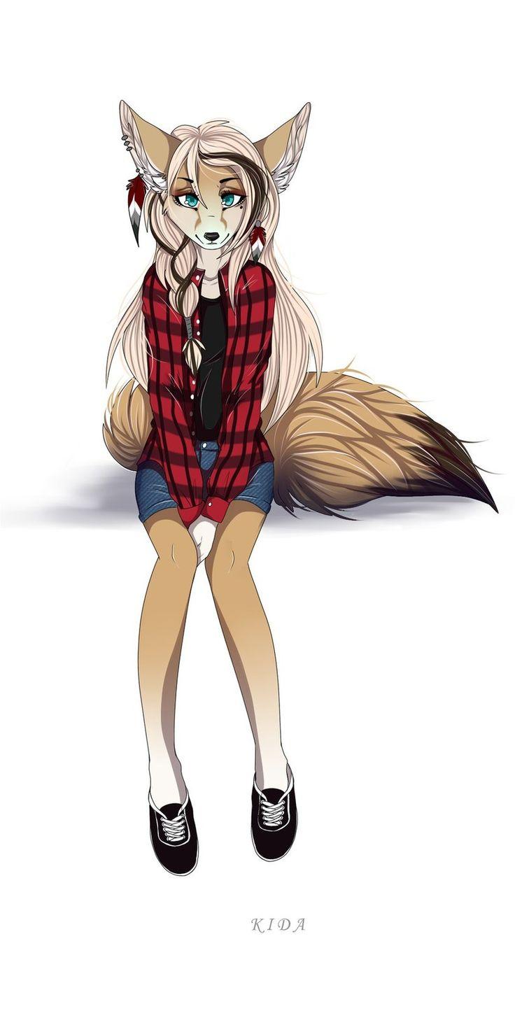 furry,фурри,фэндомы,furry art,furry f,furry fox,Kida