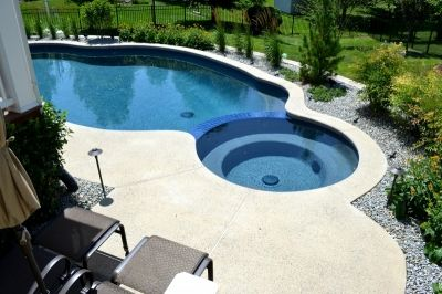pool design, swimming pool builder, custom pool patio, montgomery county, pa