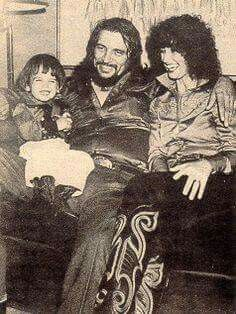 Waylon, Jessi and Shooter Jennings!