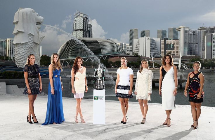 Only 1 more needed for WTA Finals' Elite Eight! Either Sveta or Jo will be on her way, soon. Beautiful Singapore is ready! 10/21/16