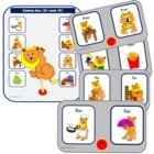Listenign lions f and p   Weather you are working on auditory discrimination, phonemic awareness, or speech articulation, Listening Lions can help. This activity, based on m...