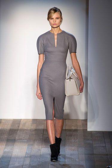Fall 2013 Trend Report - Runway Fall Fashion Trends 2013 - Harper's BAZAAR