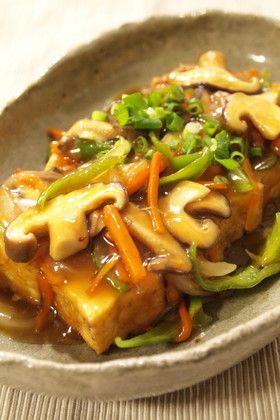 和風甘酢あんかけ*白身魚やお豆腐に by きちりーもんじゃ [クックパッド] 簡単おいしいみんなのレシピが248万品