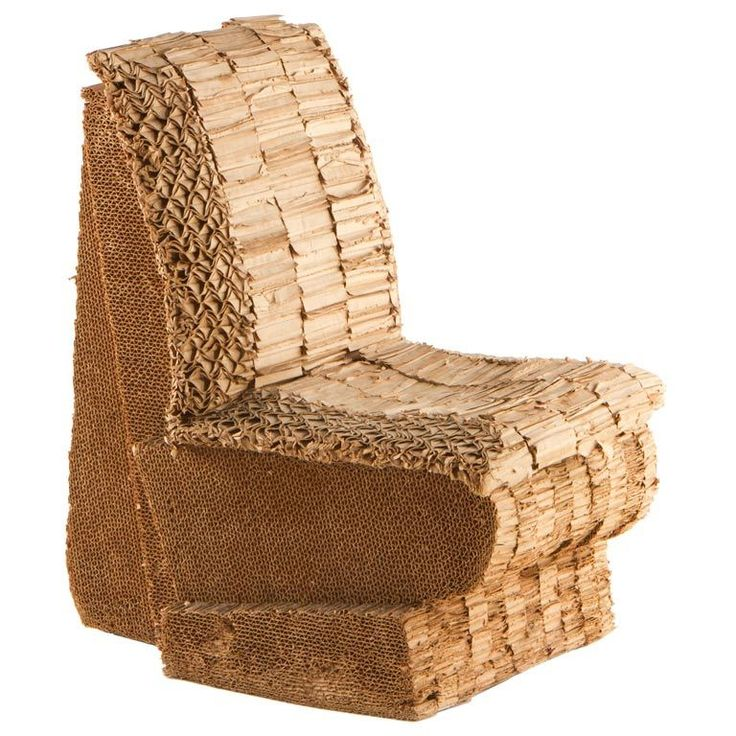 Frank  O Gehry  Sitting Beaver Chair