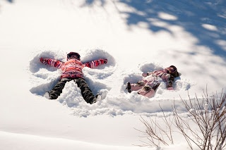 Is there snow in your forecast?  No problem!  Here are some great ideas for getting girls to enjoy the snow covered natural world.  Consult Safety Activity Checkpoints as necessary.