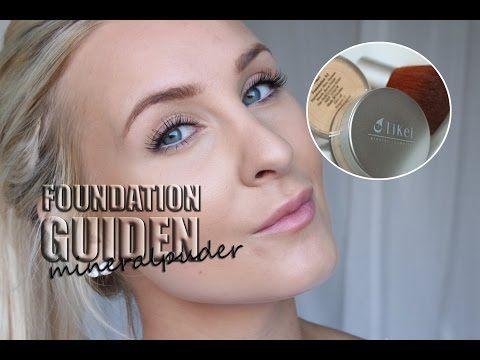 FOUNDATION GUIDEN - Mineralpuder - Helen Torsgården