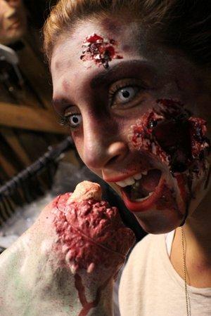 Zombie Attacke auf den guten Geschmack!