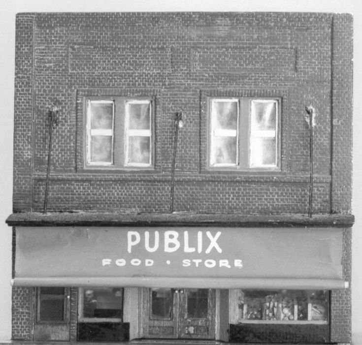 First Publix store in Downtown Winter Haven is now home to Scores restaurant and Clark Nikdel Powell Brand-Design-Web (clarknikdelpowell.com)
