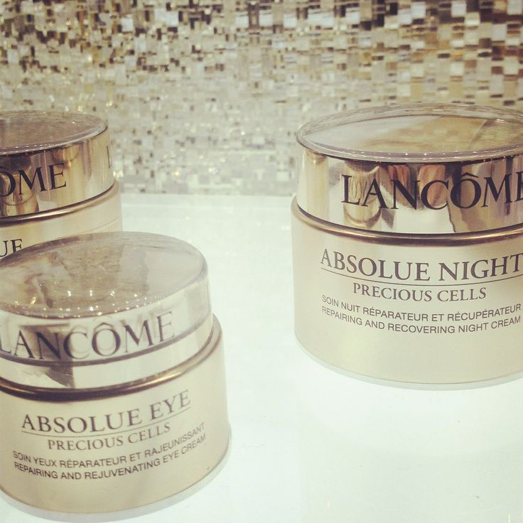 The ultimate luxury for your skin. #Absolue