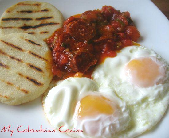 Huevos Rancheros or Rancheros Eggs