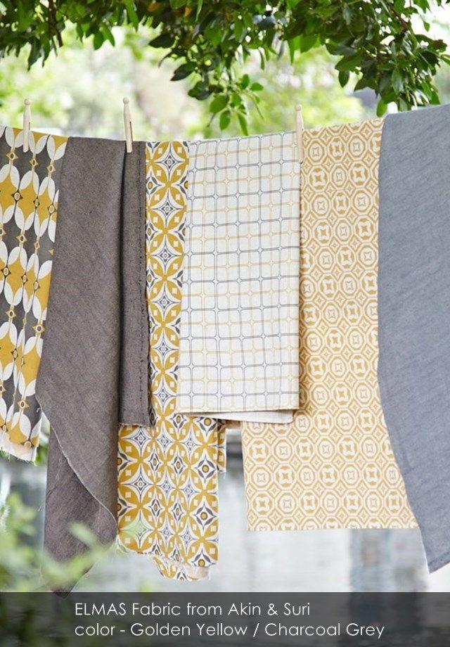 ELMAS Fabric from Akin