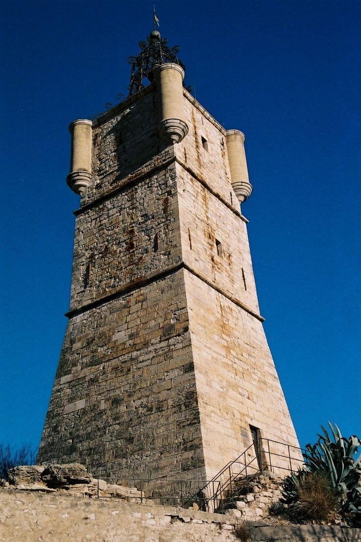 Clock tower, Draguignan, France