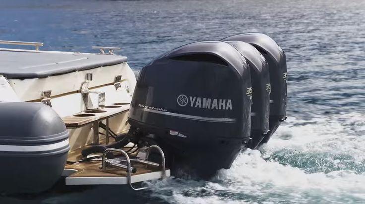 O motor F350 é potência e lifestyle! Vídeo: https://www.youtube.com/watch?v=pg5SyZLaYTs&feature=youtu.be&a= Link: http://www.yamaha-motor.eu/pt/produtos/fora-de-borda/v8/f350.aspx #yamahamarine #yamahaoutboard #foradeboardayamaha #yamahaf350 #yamahamarineworld #mundoyamahamarine