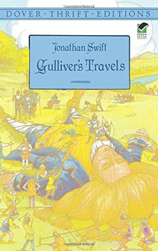 a literary analysis of the interesting questions in gullivers travels by swift Gulliver's travels was unique in its day it was not written to woo or entertain it was an indictment, and it was most popular among those who were indicted &.