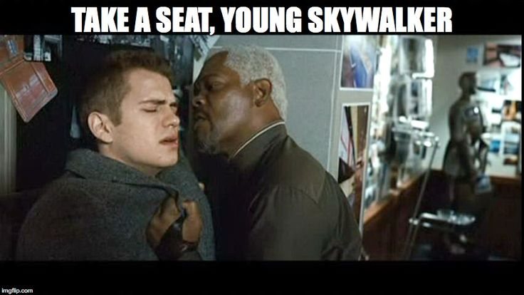 When you wanted to watch Star Wars but your friend brought Brokeback Mountain instead.