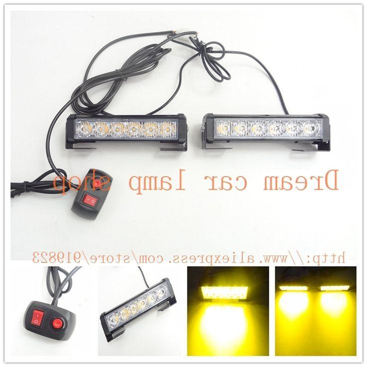 32.99$  Buy now - https://alitems.com/g/1e8d114494b01f4c715516525dc3e8/?i=5&ulp=https%3A%2F%2Fwww.aliexpress.com%2Fitem%2FYellow-Amber-flash-light-12W-LED-flash-high-power-2-6-led-warning-light-car-emergency%2F32441981054.html - Yellow Amber flash light 12W LED flash high power 2*6 led warning light car emergency led light 32.99$