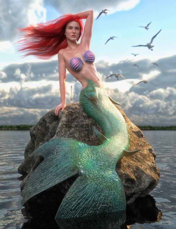так фото русалок в реальной жизни одной