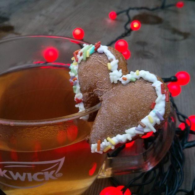 #tea #gingerbread #christmas