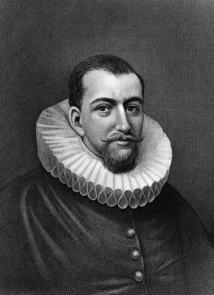 Henry Hudson - This English explorer and navigator aimed to discover a way to Asia through the northern seas. However, most elements of the crew wanted to return home and gave up a riot. To this day it is not known what will have happened to Hudson. Some say that the crew killed him and there is also the version that has been abandoned somewhere. © Getty Images