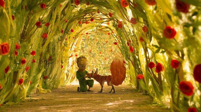 Le Petit Prince, de Mark Osborne. En salles ce mercredi.