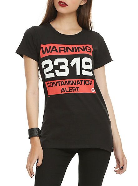 Disney Monsters, Inc. Code 2319 Girls T-Shirt | Hot Topic