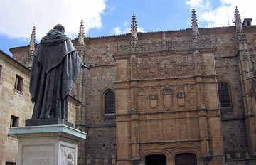 La Universidad de Salamanca, Spain