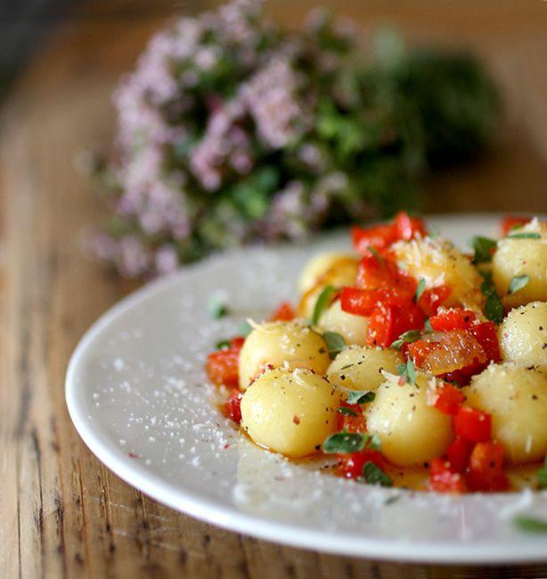 Gnocchi di patate senza glutine | http://www.ilpastonudo.it/gnocchi/gnocchi-di-patate-senza-glutine/