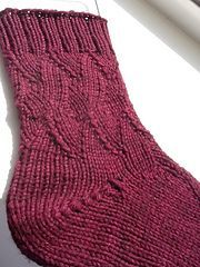 Ravelry: Hot Foot Socks! pattern by Robley Brown