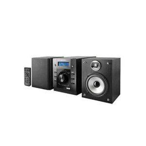 Bush 10w DAB CD Micro Hi-Fi Hi Fi System Black Used NE-8061 RRP: £49.99  has…