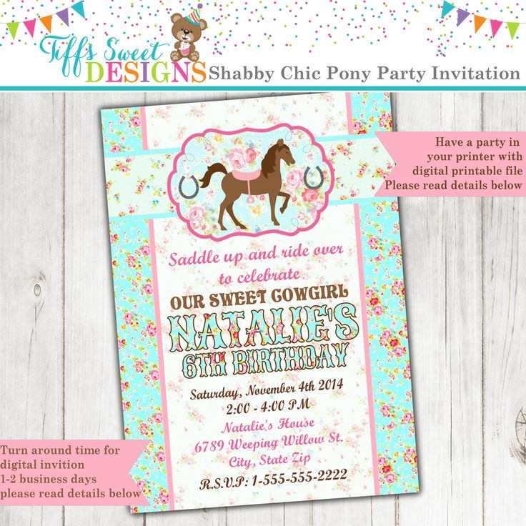 12 best Girl Birthday Party Invitations images on Pinterest Girl - movie ticket invitations template