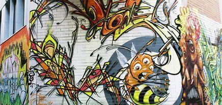 Street art-CityofMelbourne