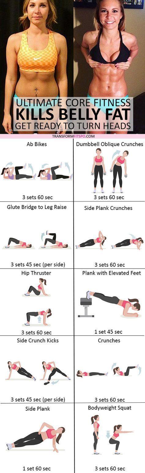 #womensworkout #workout #femalefitness Repiniere und teile, wenn dieses Workout dich – Mat