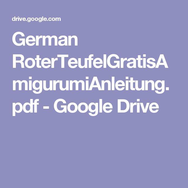 German RoterTeufelGratisAmigurumiAnleitung.pdf - Google Drive