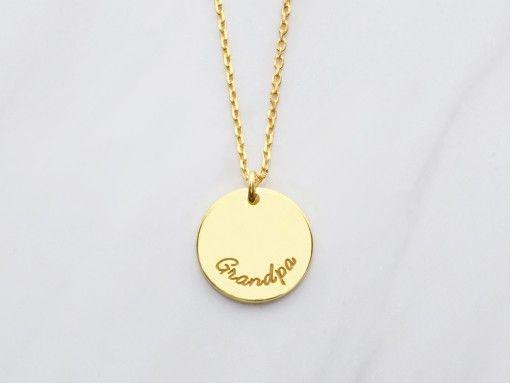 Mejores 9 imágenes de Birthday necklace en Pinterest | Collar de ...