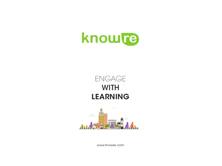 Learn about KnowRe. http://www.slideshare.net/KnowRe/nctm-brochure-web?from_search=2