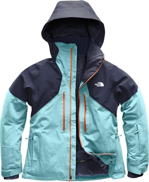 7b842e935eb6 The North Face Powder Guide Insulated Jacket - Women s