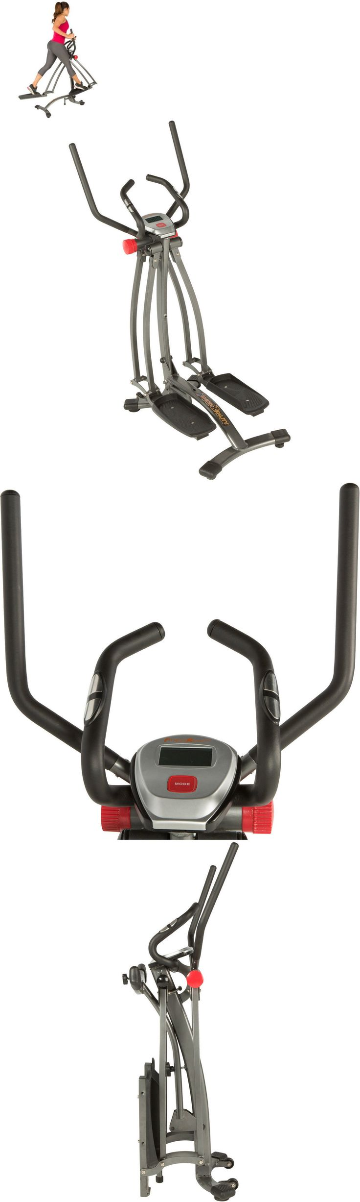 Ellipticals 72602: Elliptical Machine With Pulse Sensor Workout Exercise Home Gym Equipment Cardio -> BUY IT NOW ONLY: $189.0 on eBay!