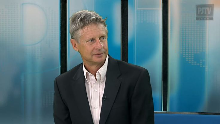 Is Gary Johnson Really a Libertarian?