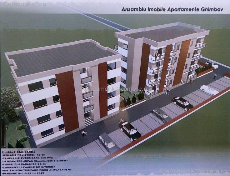 vanzare apartament 2 camere BRASOV GHIMBAV