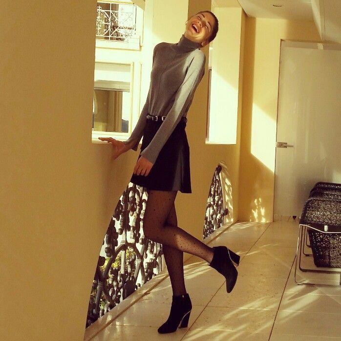 Wear comfortable clothes... #zara#chloe#etam