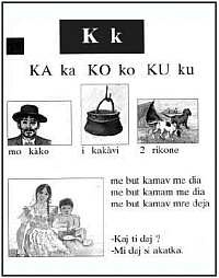 """As with every other language, the Romani language was created without writing. Efforts to write down Gypsy texts have led eventually to a large variety of spelling, depending mostly on the country and the alphabet in use there. For instance a simple phrase like """"Gypsy language"""" may be encountered in different publications written in not less than 20 forms: romani czib, romani cib, romani tschib, romani tschiw, romani tsiw, romani tsiv, romani tscheeb, rromani chib, romani sib, xomani cip…"""